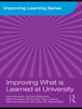Improving What is Learned at University: An Exploration of the Social and Organisational Diversity of University Education 9781135190972R90