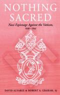 Nothing Sacred 9781135217211R90