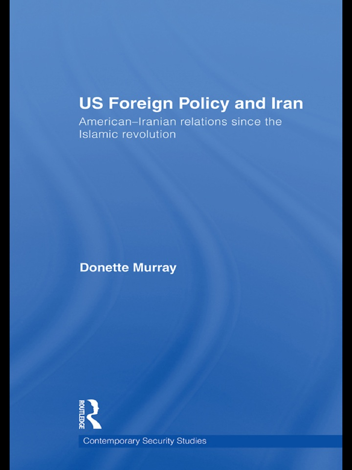 US Foreign Policy and Iran