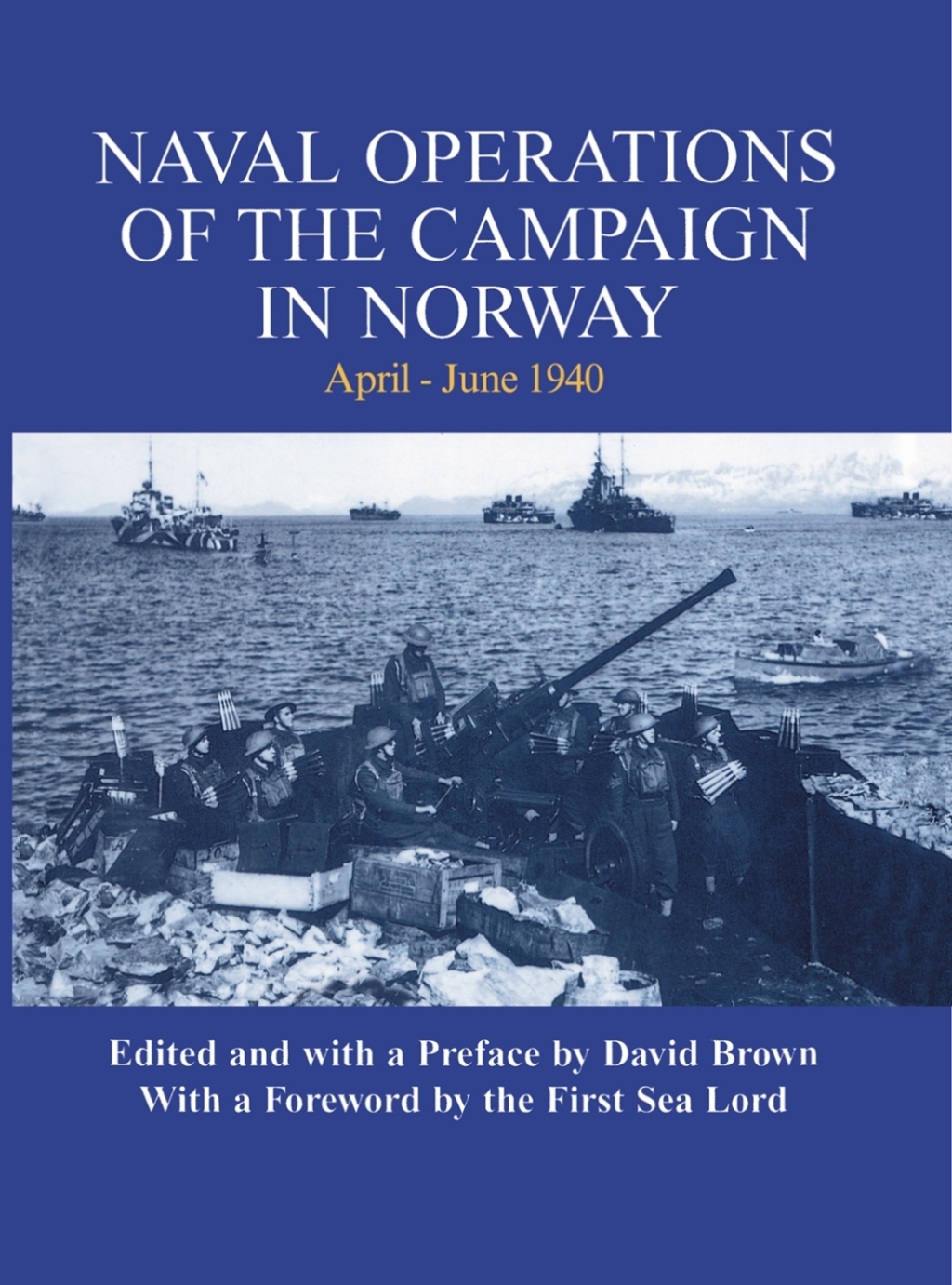Naval Operations of the Campaign in Norway  April-June 1940 (eBook)