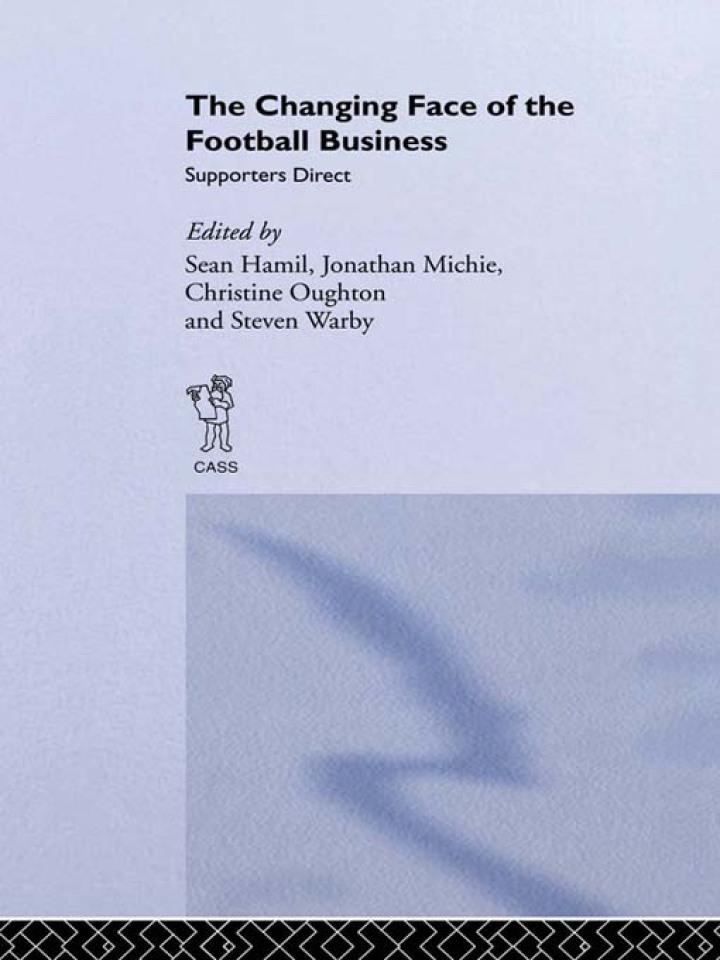 The Changing Face of the Football Business