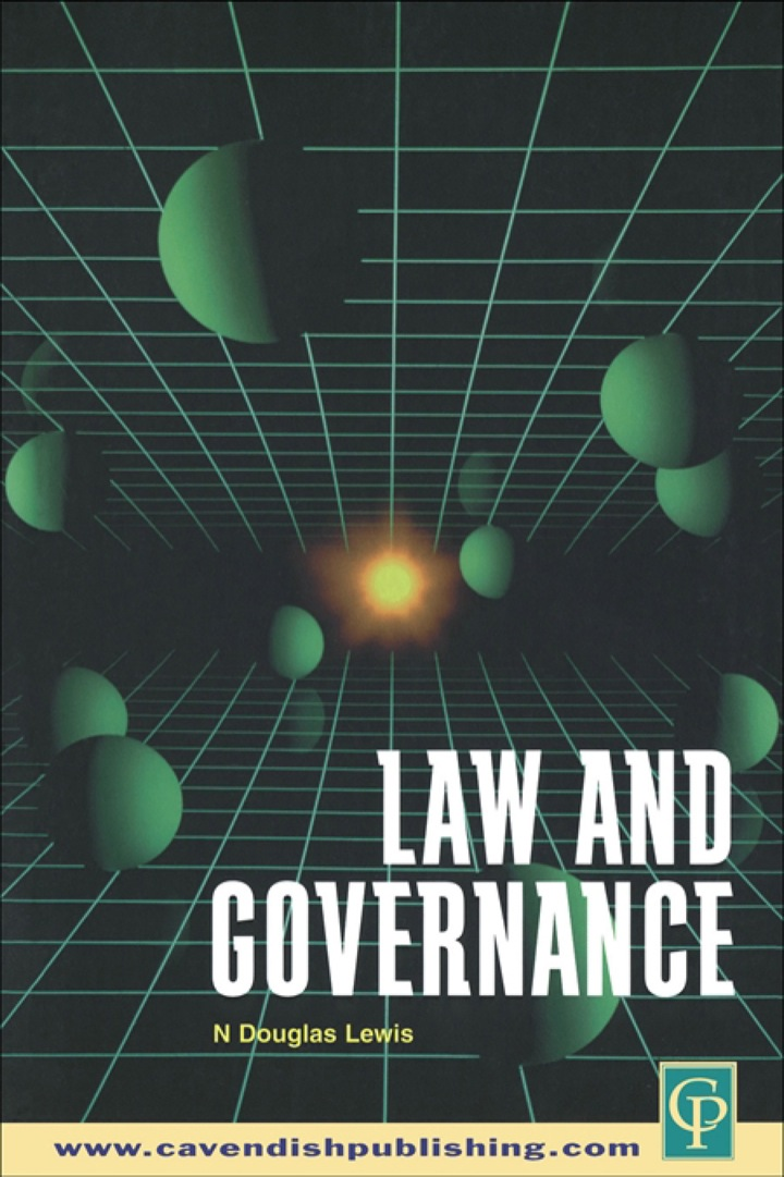 Law and Governance