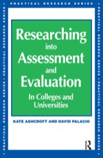 """""""Researching into Assessment & Evaluation"""" (9781135359454)"""
