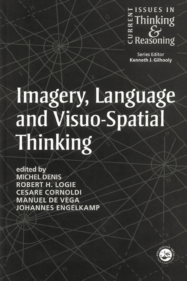 Imagery, Language and Visuo-Spatial Thinking
