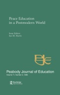 Peace Education in a Postmodern World 9781135490775R90