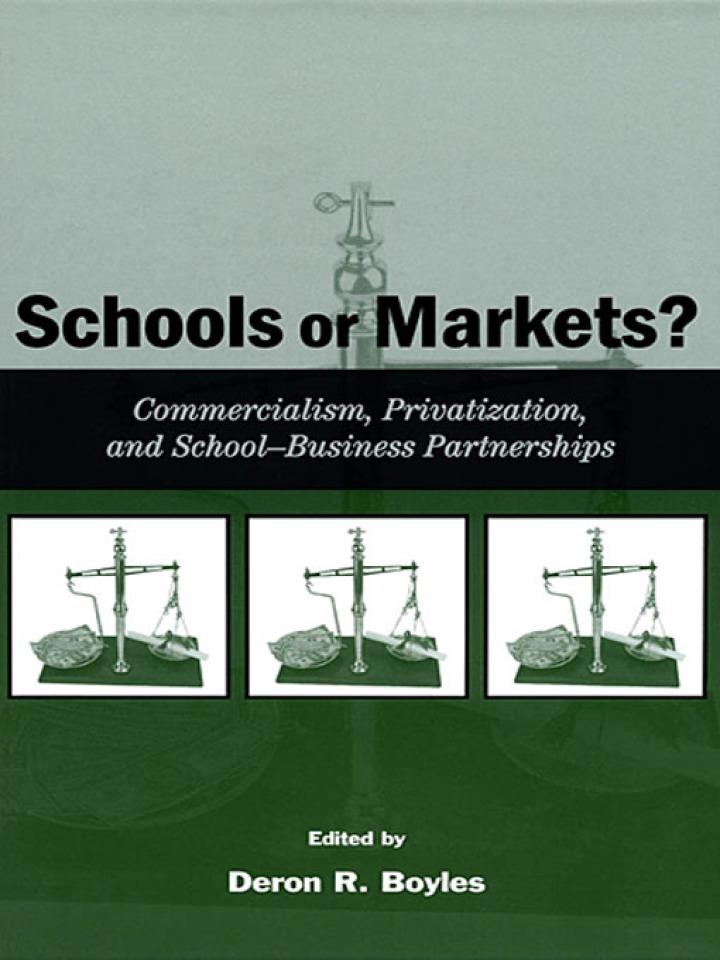 Schools or Markets?