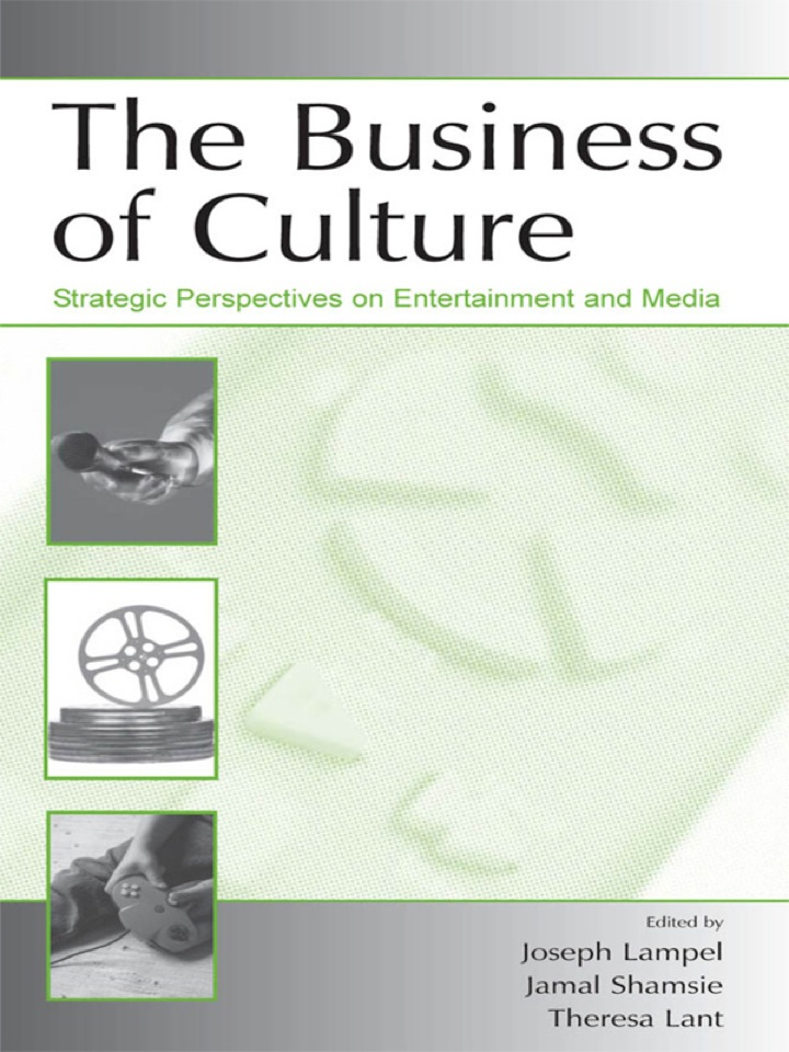 The Business of Culture