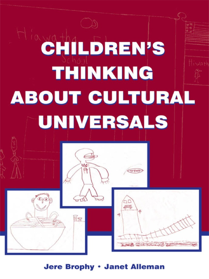 Children's Thinking About Cultural Universals