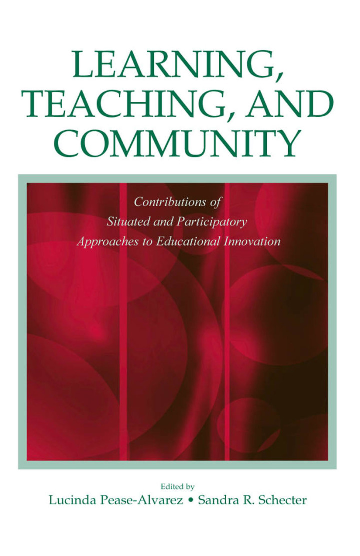 Learning, Teaching, and Community