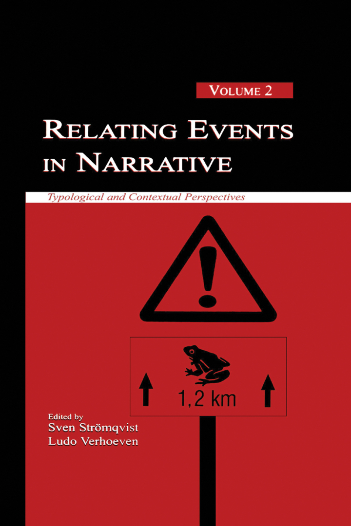 Relating Events in Narrative, Volume 2