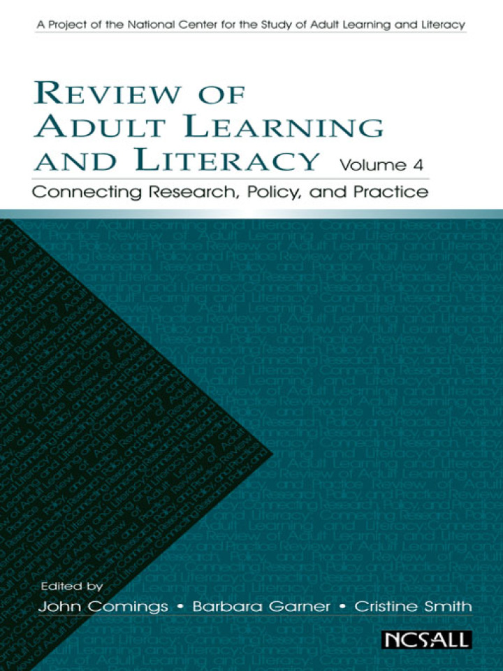 Review of Adult Learning and Literacy, Volume 4