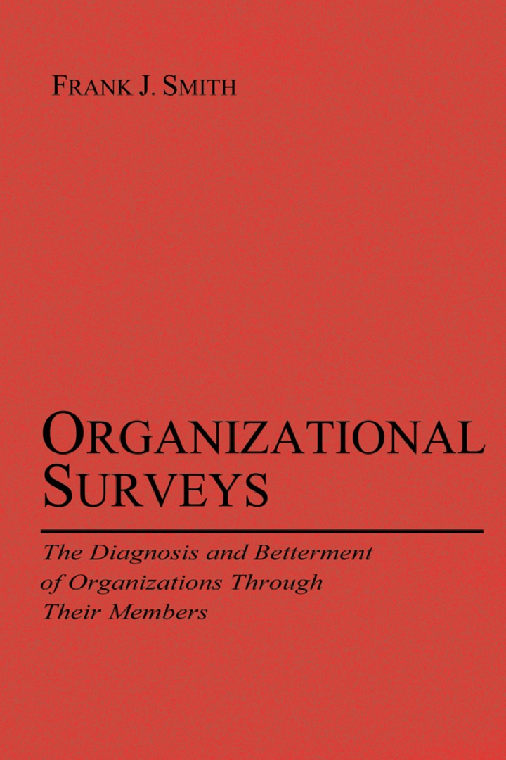 Organizational Surveys