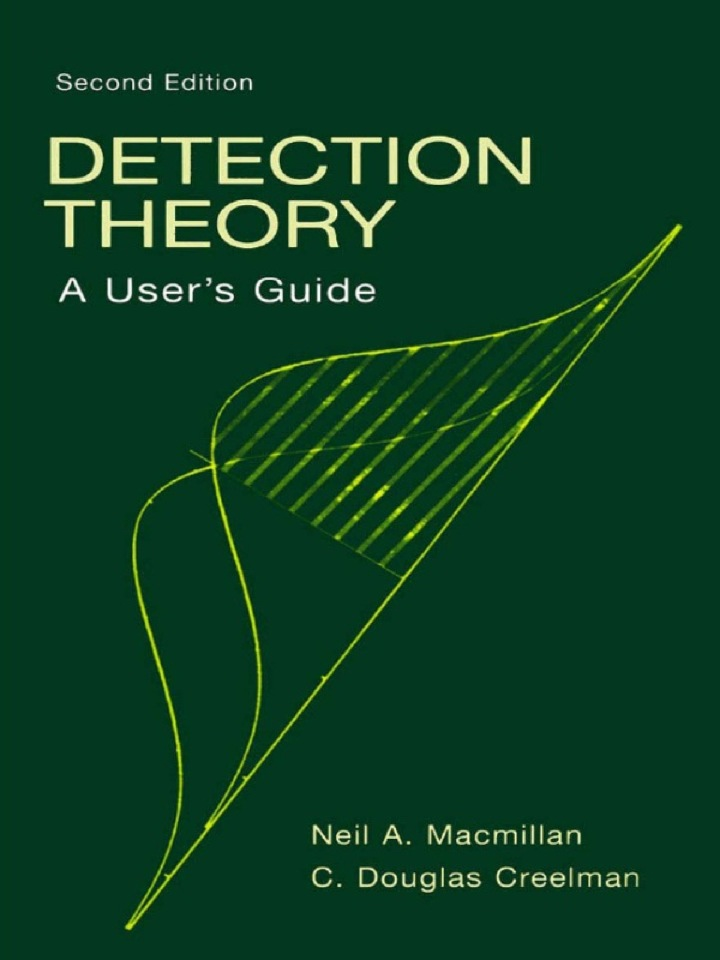 Detection Theory