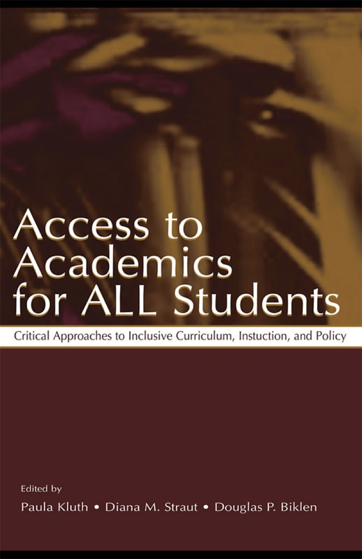 Access To Academics for All Students