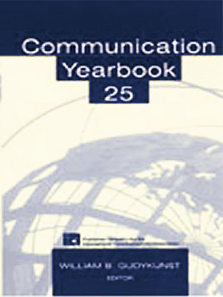 Communication Yearbook 25