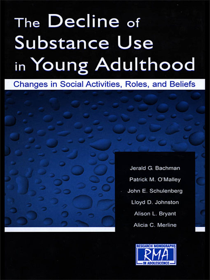 The Decline of Substance Use in Young Adulthood