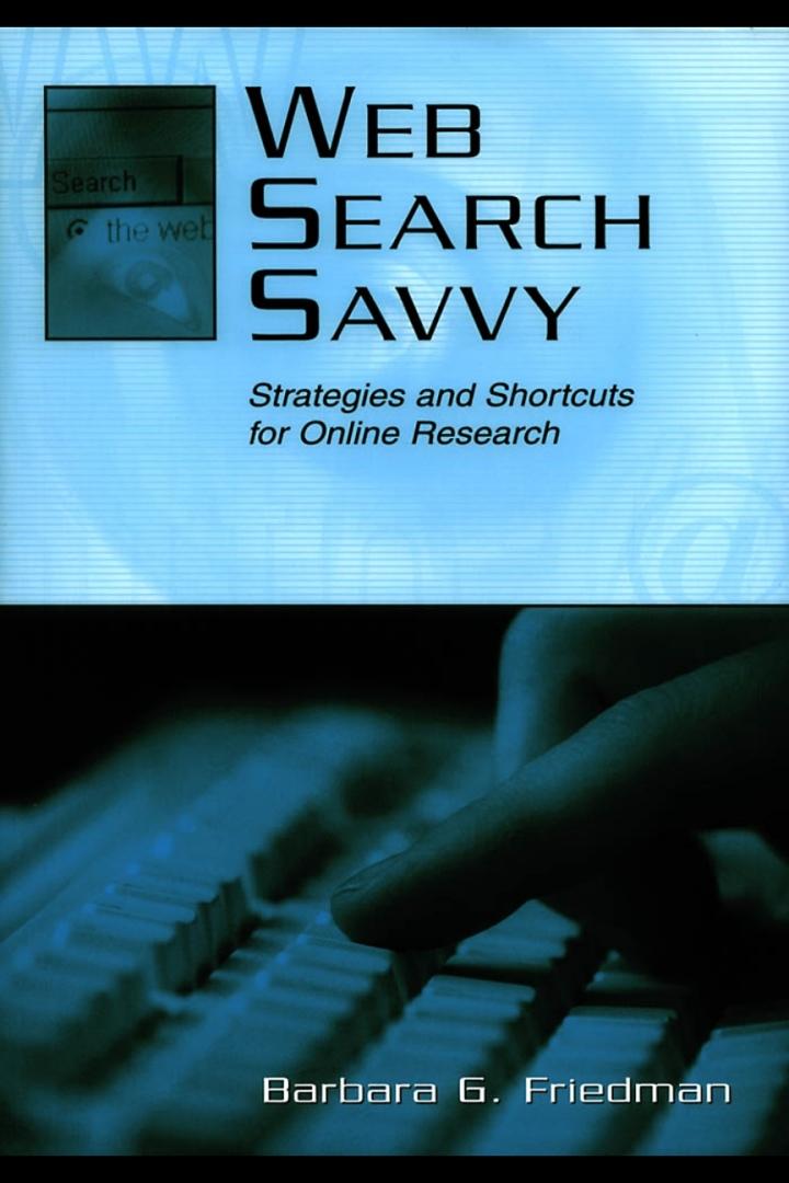 Web Search Savvy