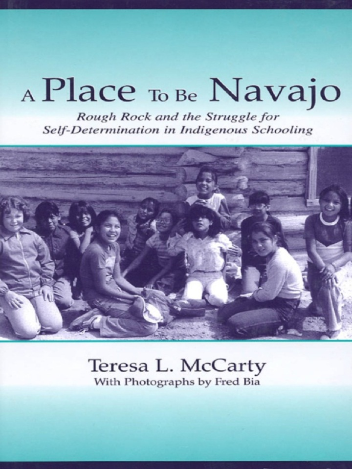 A Place to Be Navajo