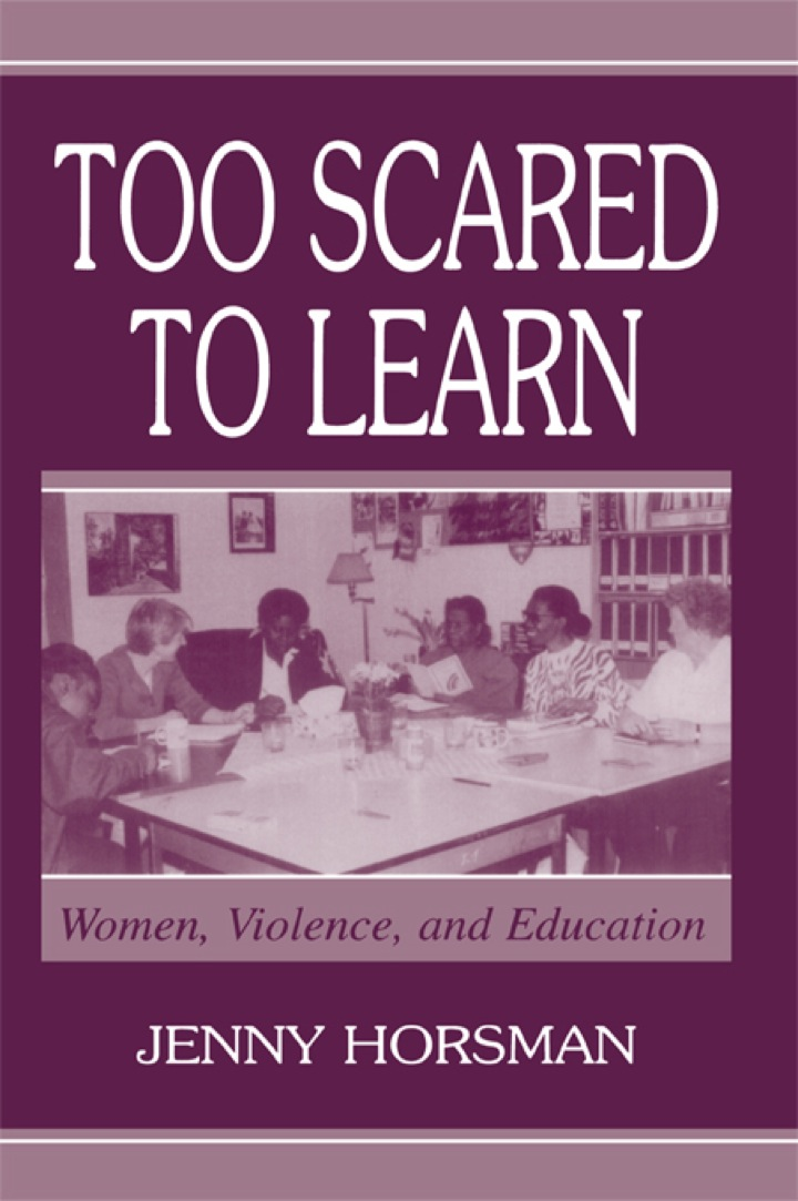 Too Scared To Learn