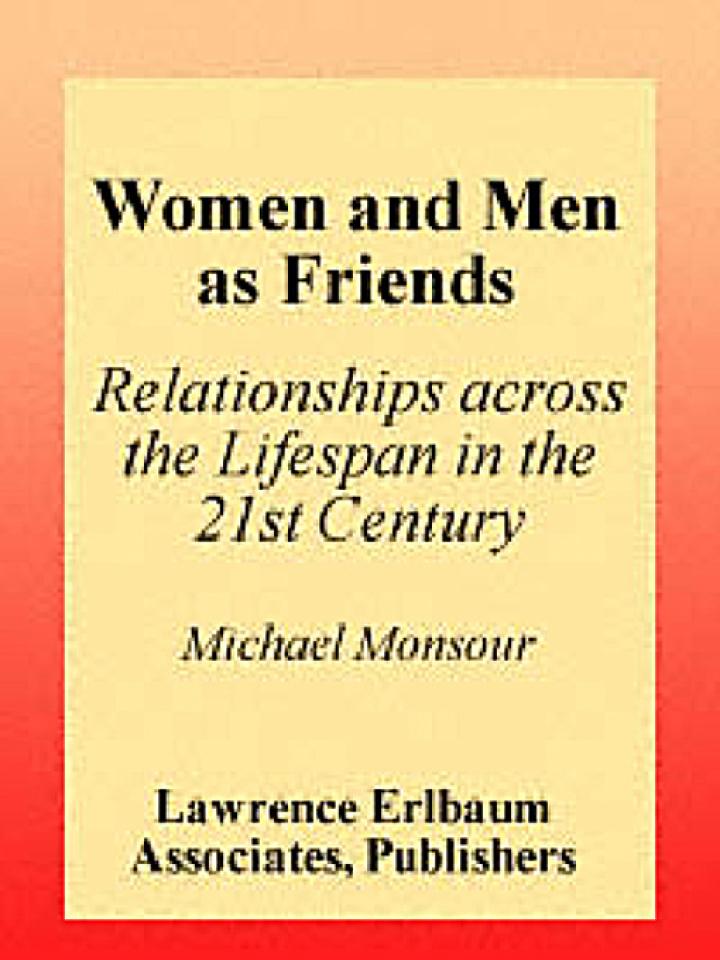 Women and Men As Friends