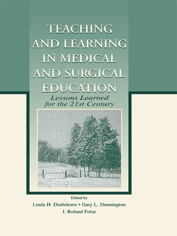 Teaching and Learning in Medical and Surgical Education