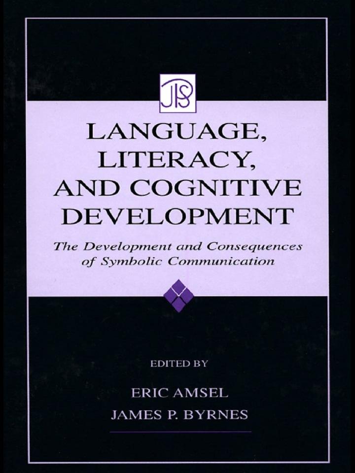 Language, Literacy, and Cognitive Development