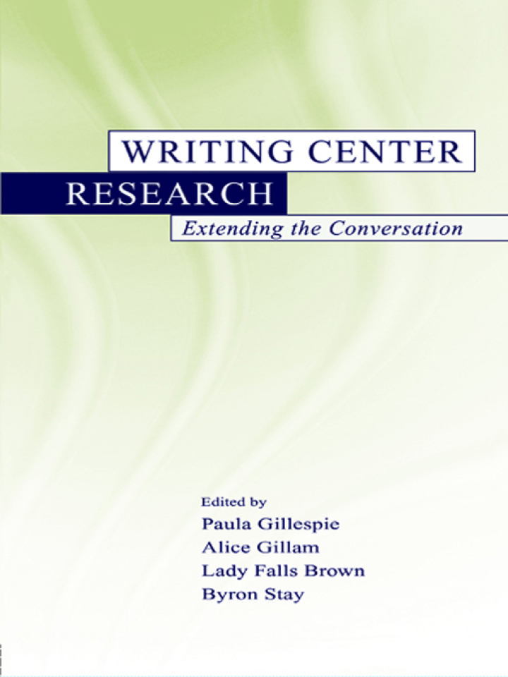 Writing Center Research