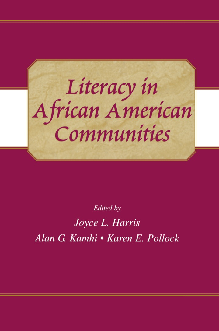 Literacy in African American Communities