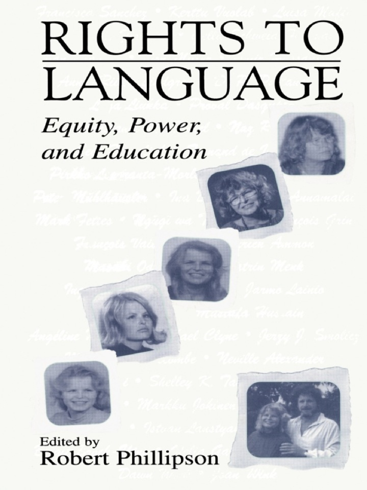 Rights to Language