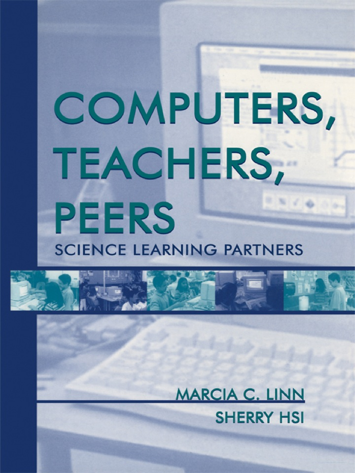 Computers, Teachers, Peers