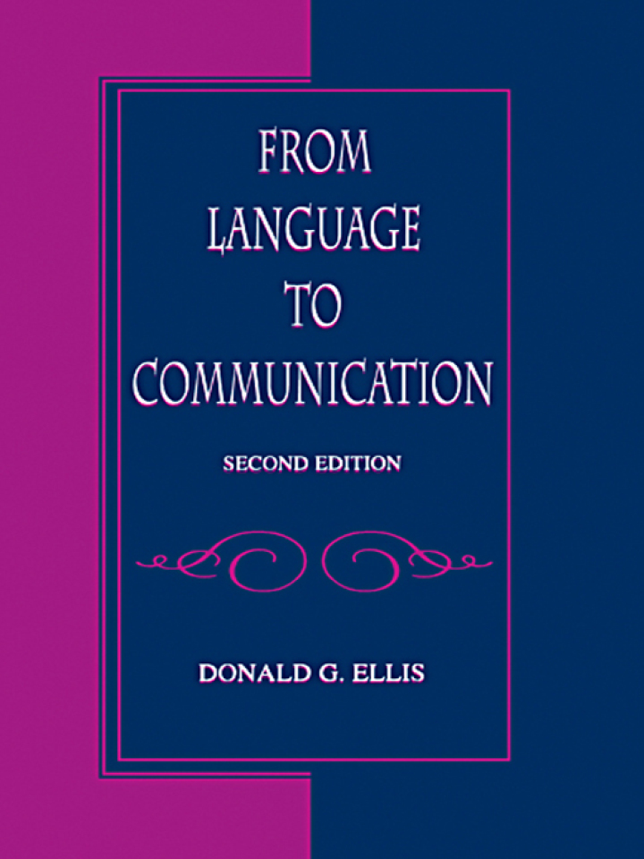 From Language To Communication