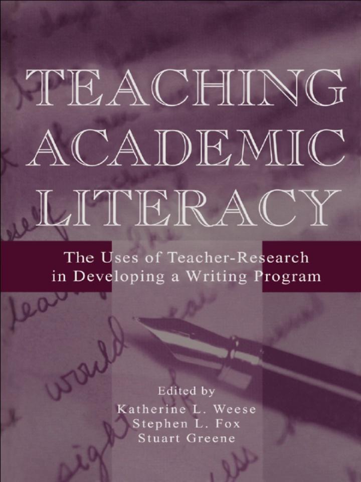 Teaching Academic Literacy