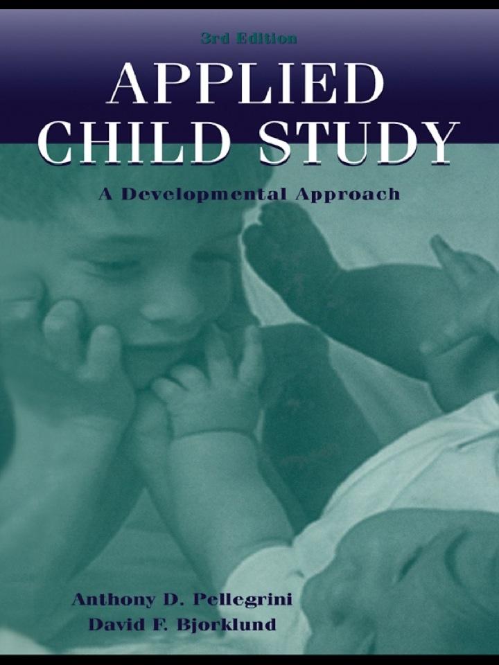 Applied Child Study