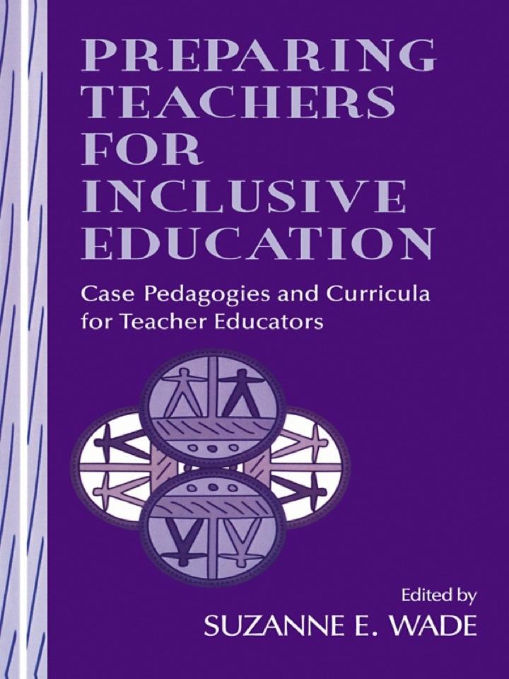 Preparing Teachers for Inclusive Education