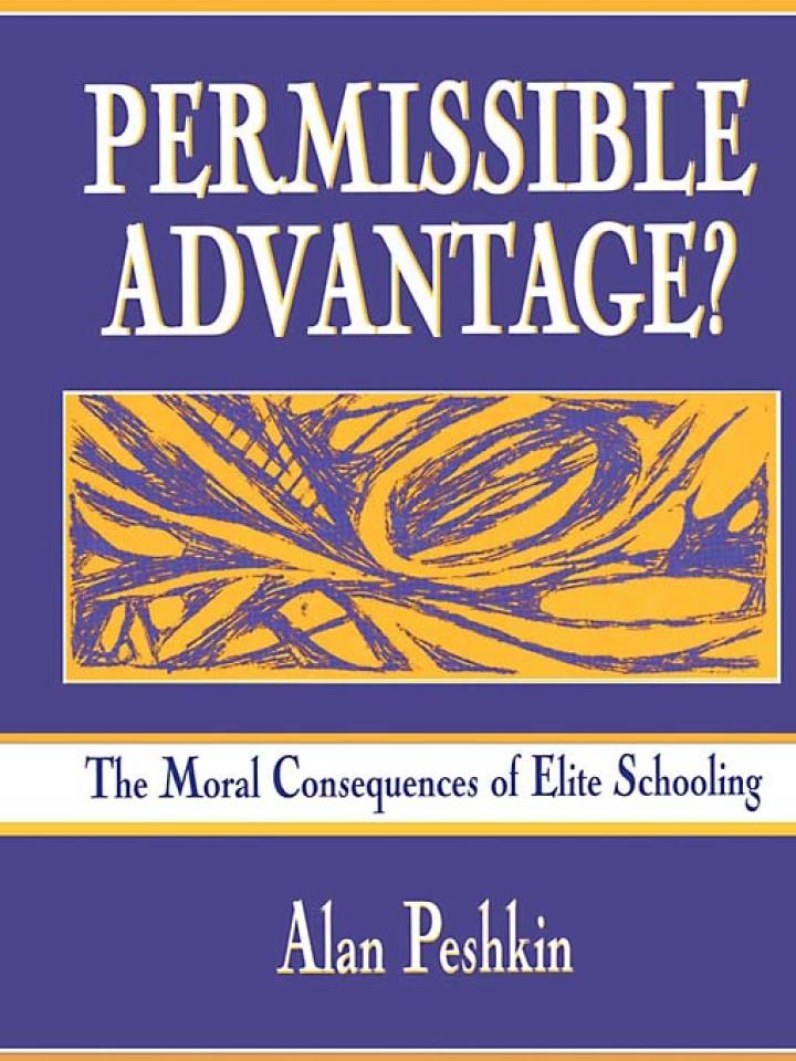Permissible Advantage?