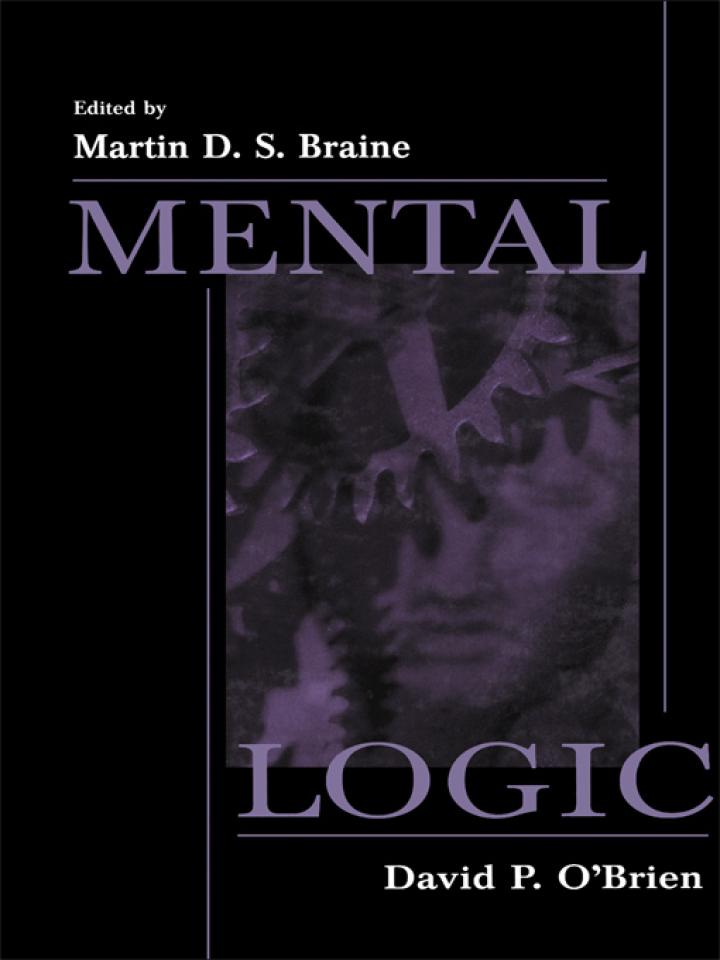 Mental Logic