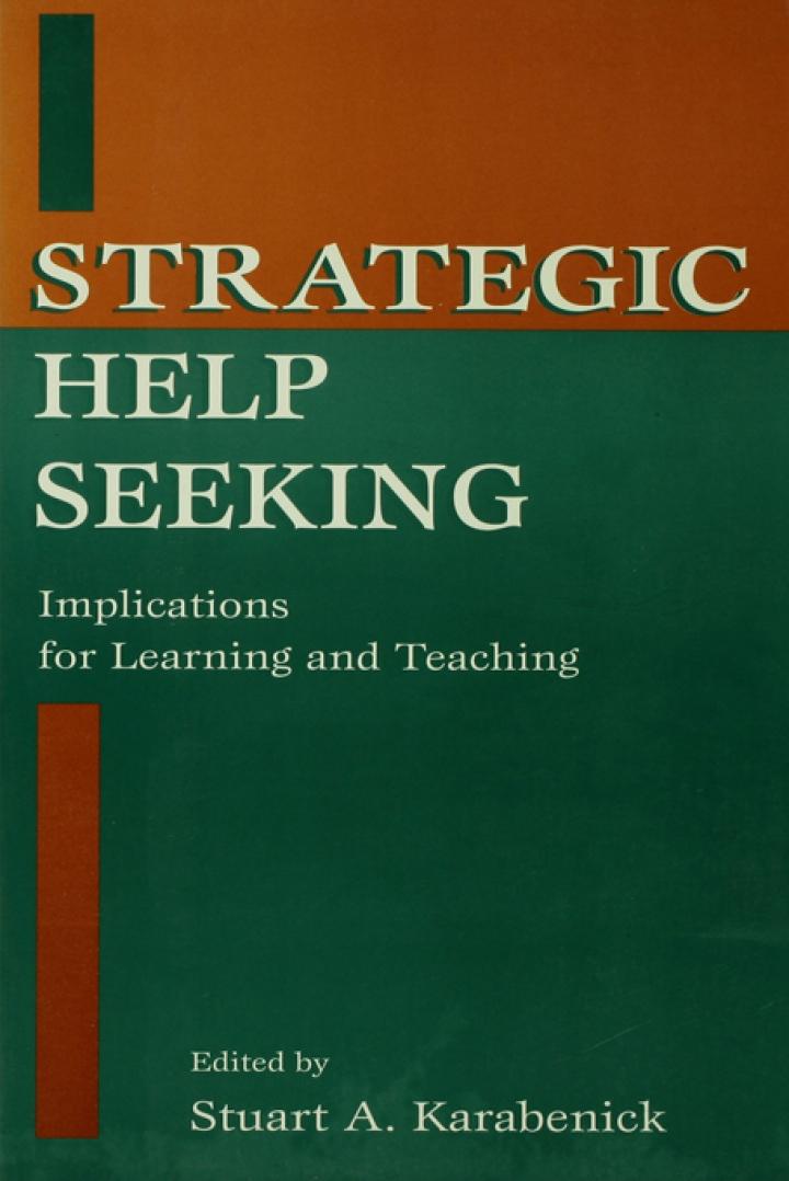 Strategic Help Seeking
