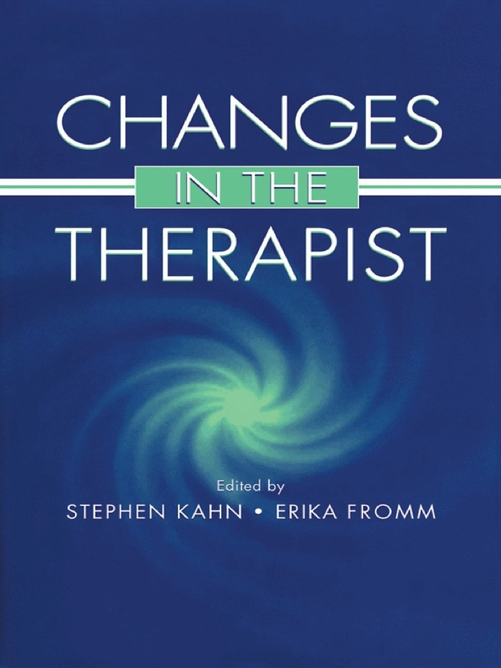 Changes in the Therapist