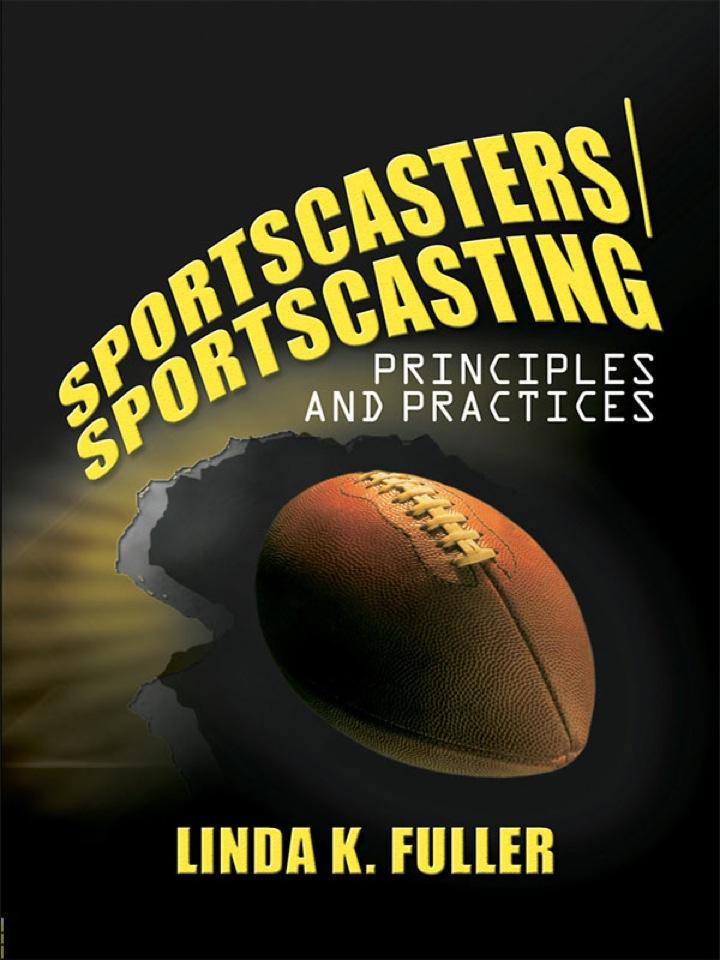 Sportscasters/Sportscasting