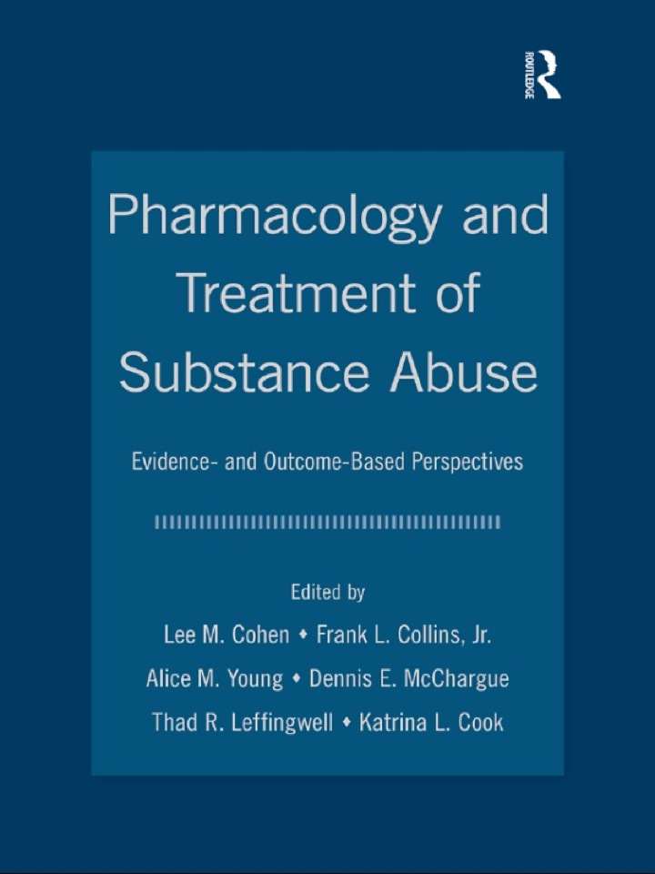 Pharmacology and Treatment of Substance Abuse