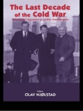 The Last Decade of the Cold War 9781135754129R90