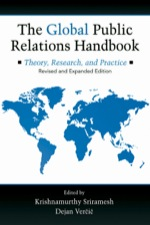 """The Global Public Relations Handbook, Revised and Expanded Edition"" (9781135845544)"