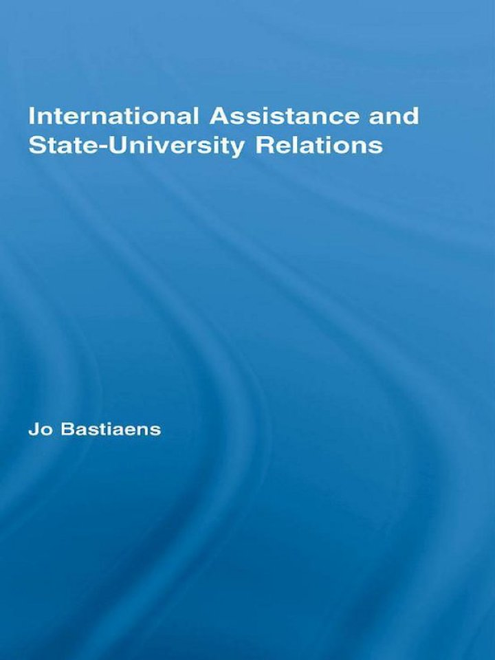 International Assistance and State-University Relations