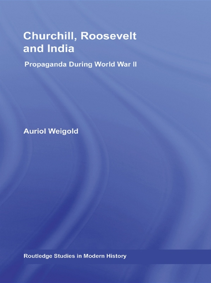 Churchill, Roosevelt and India