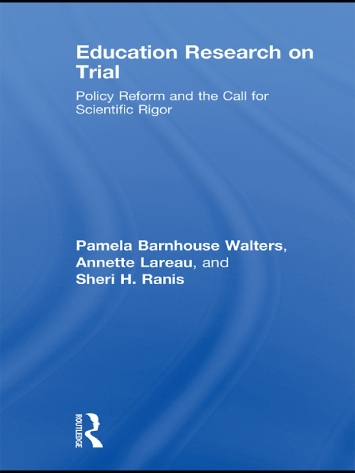 Education Research On Trial