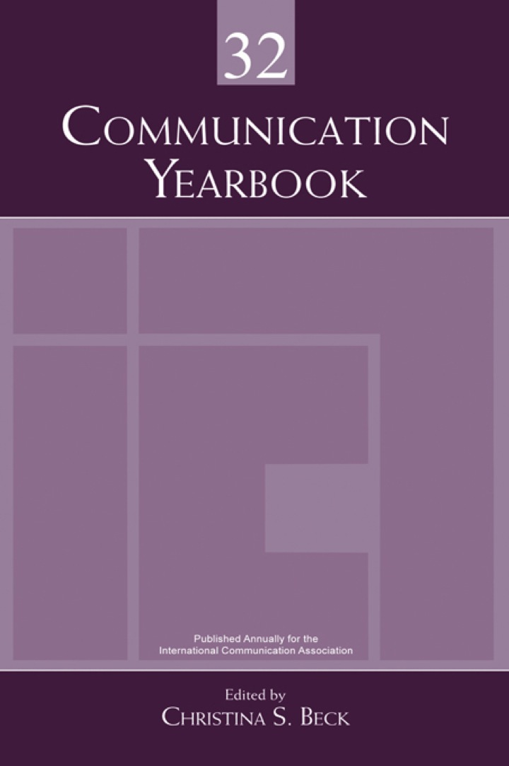 Communication Yearbook 32