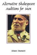 Alternative Shakespeare Auditions for Men 9781135859817R90