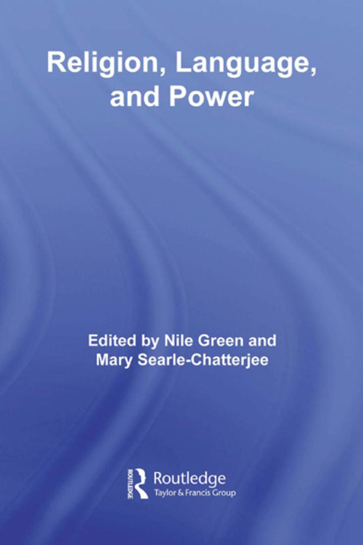 Religion, Language, and Power