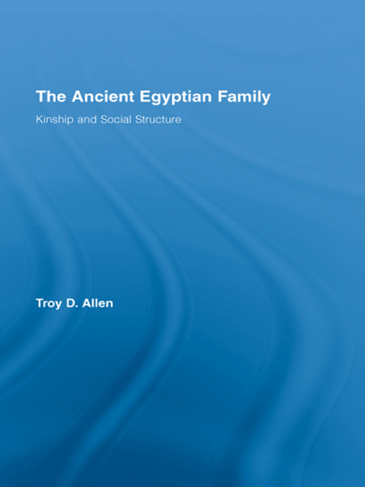The Ancient Egyptian Family