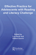 Effective Practice for Adolescents with Reading and Literacy Challenges 9781135908195R90
